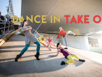 Danceworks Performance Company invites audience to the first concert of its 20th anniversary season: Dance In or Take Out?