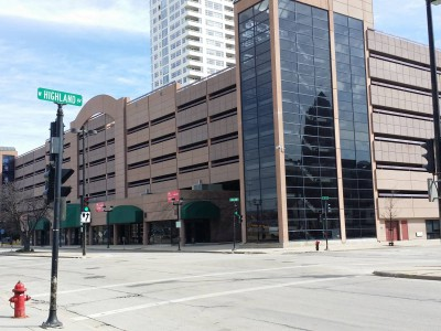 Parking Structure at North 4th Street & West Highland Avenue to Close Permanently
