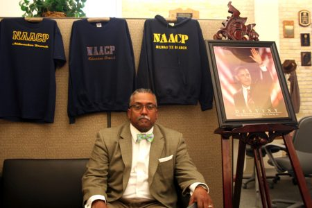 Milwaukee NAACP President Fred Royal has been vocal about the need to improve the RPP. Photo by Jabril Faraj.