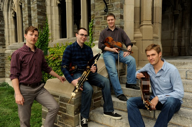 Bua Performs at the Irish Cultural and Heritage Center on Nov. 19