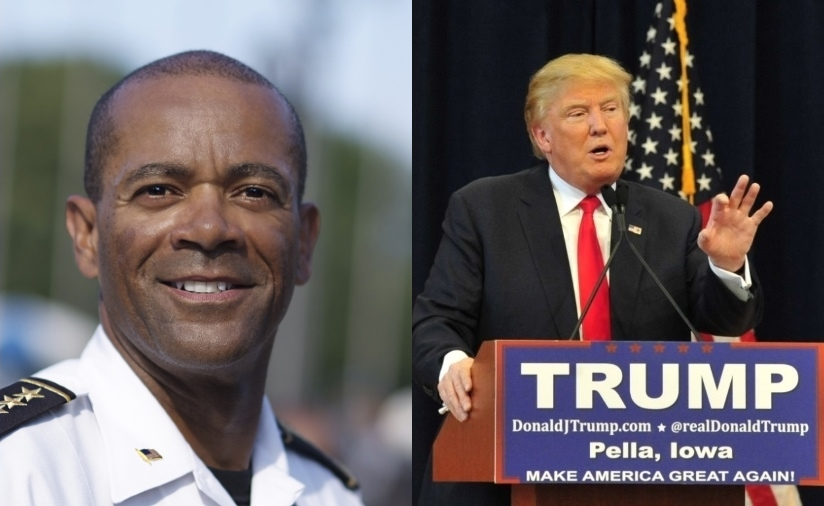 Disgraced former Sheriff Clarke joins shady pro-Trump super PAC