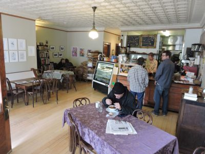 Dining: The Sheer Joy of Amaranth Cafe