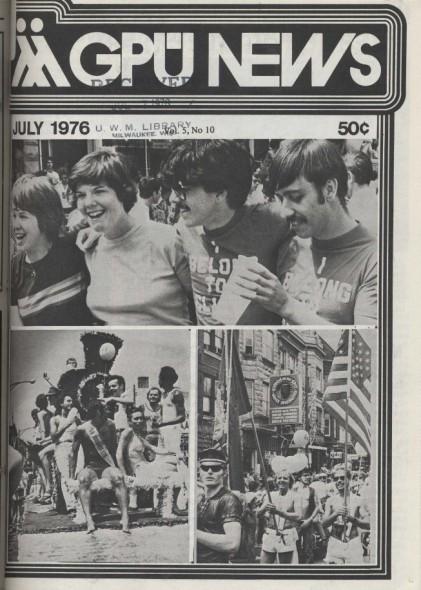 GPU News, 1976.