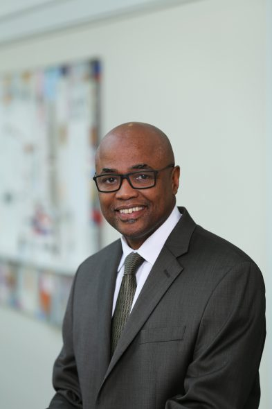 Kenneth Robertson. Photo courtesy of the Greater Milwaukee Foundation.