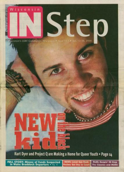 In Step, 2000.