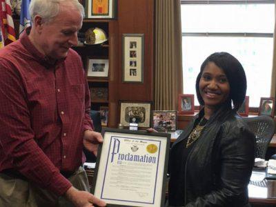 National television host to promote Milwaukee entrepreneur Kimberly Hall