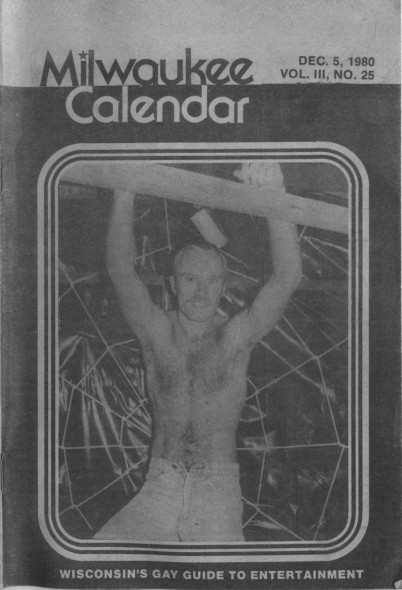 Milwaukee Calendar, 1980.