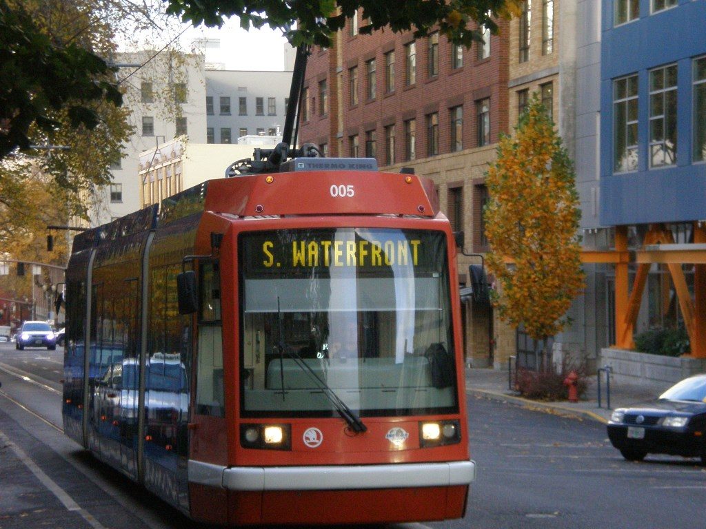 Majority of Portland's new housing was built along the streetcar corridor in 2016, with thousands more units on the way