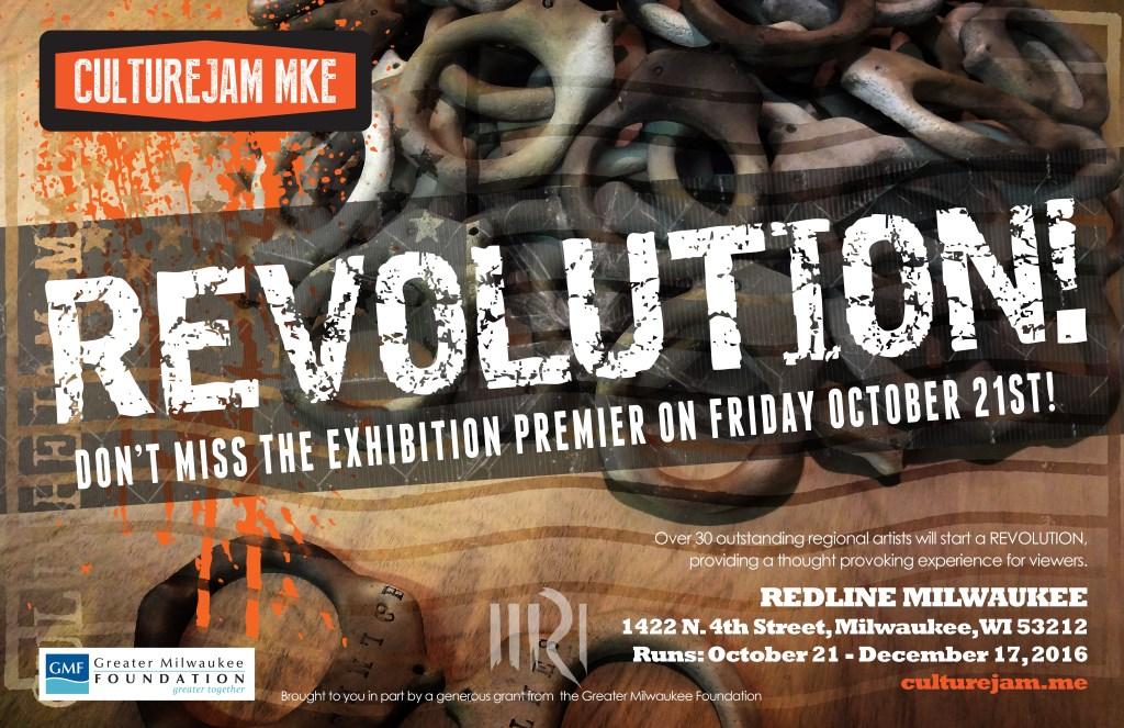 Revolution! - CultureJam MKE #5