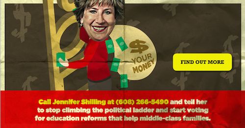 RSLC Launches Ad Buy on WI Minority Leader Jennifer Shilling's Weak Record
