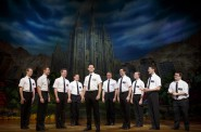 The Book of Mormon Company - The Book of Mormon (c). Photo by Joan Marcus 2016.