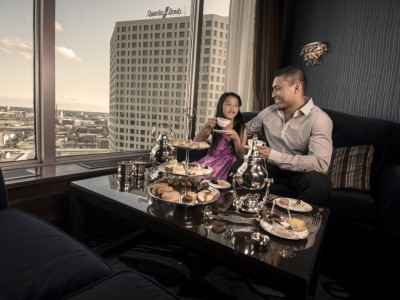 The Pfister® Hotel Welcomes Back Treasured Afternoon Tea Tradition