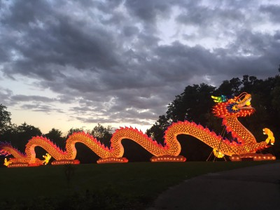 County Executive Chris Abele, Milwaukee County Parks and Festival Pro LLC Announce the Return of China Lights