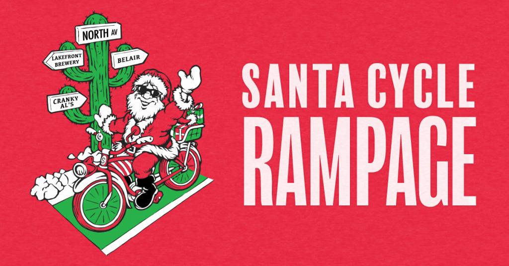 Santa Cycle Rampage