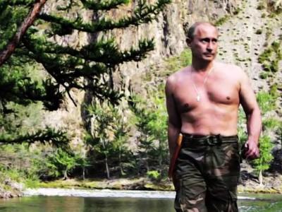 Sieger on Songs: All Hail Vladimir Putin!