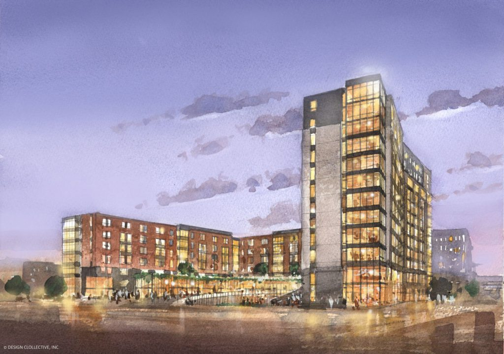 Marquette Sets Date for Residence Hall Groundbreaking
