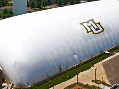 Marquette to construct seasonal dome over portion of Valley Fields facility