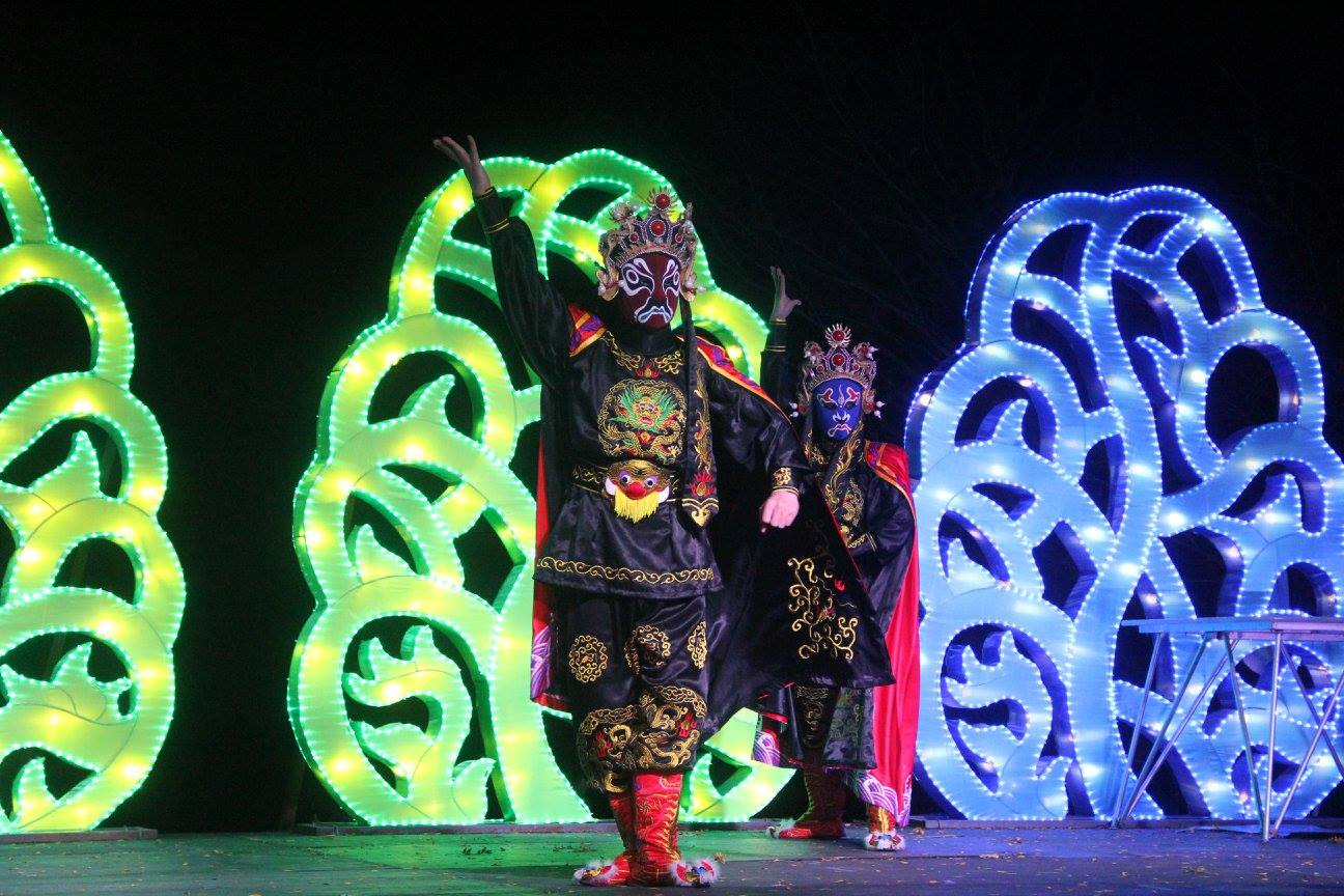 Chinese Lantern Festival Opening at County's Boerner Botanical Gardens, Sept. 22