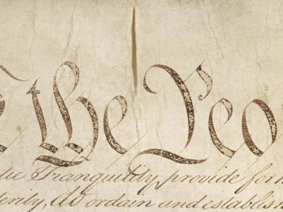 Op Ed: Law Stacks Constitutional Convention