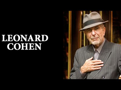 Sieger on Songs: The Songs of Leonard Cohen