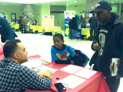 Housing Resource Fair Impacts Neighborhoods