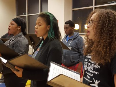AACT introduces BRAVO! Youth Ensemble