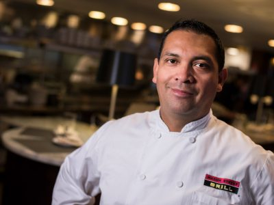Mason Street Grill names Ramsés Alvaréz executive chef
