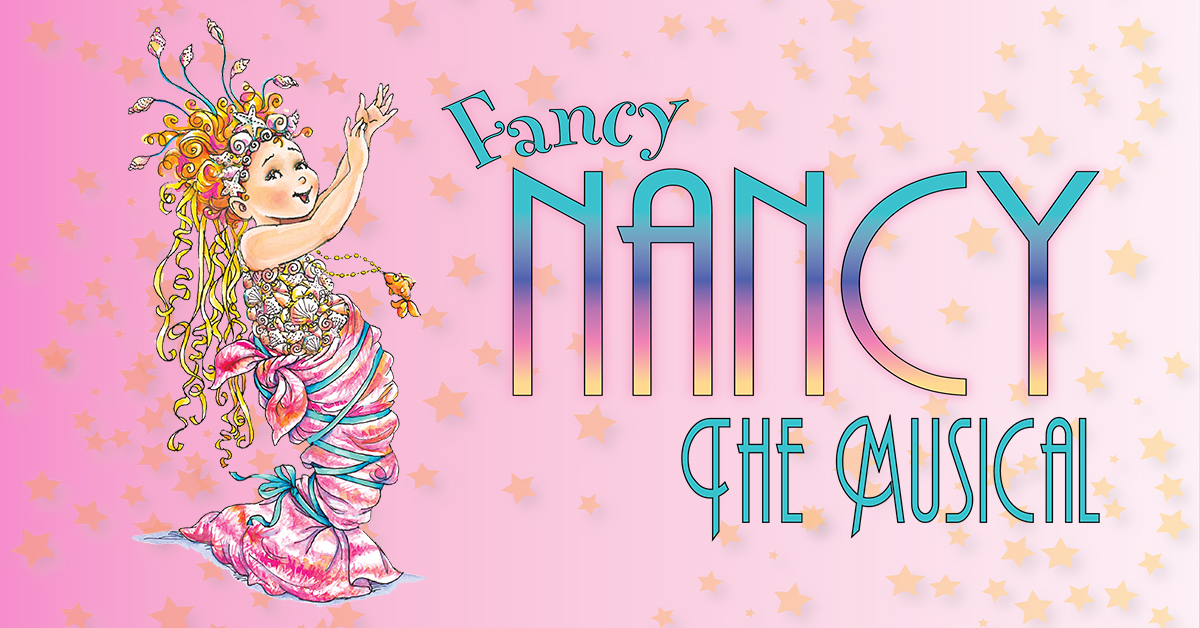 Marquette Theatre Presents Fancy Nancy The Musical