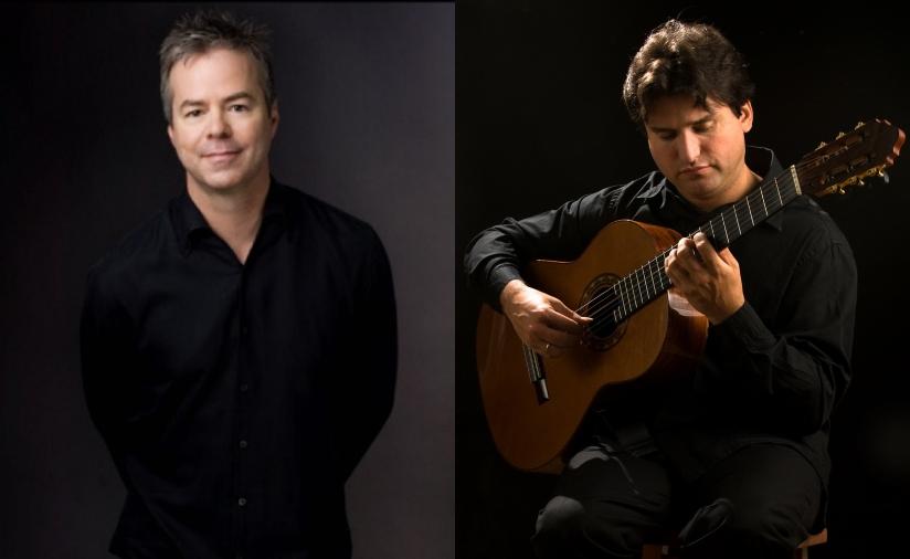 Frank Almond and Rene Izquierdo.
