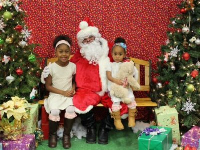 Breakfast with Santa at Kosciuszko Community Center, Dec. 10