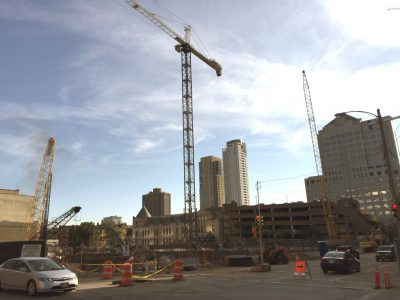 More Than Downtown Development Needed