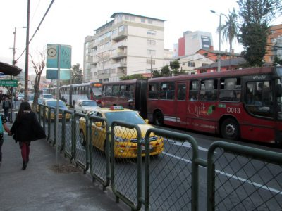 Quito's BRT, a Model for Milwaukee?