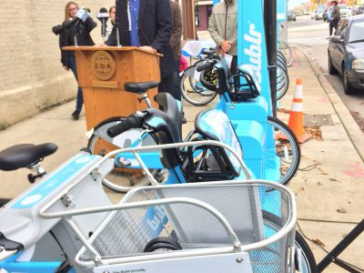 City of Milwaukee and Bublr Bikes Complete Installation of 10 New Bike Share Stations