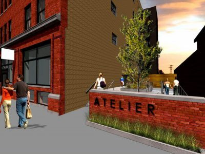 "Plenty of Horne: Third Ward Board Okays ""Atelier"" Project"