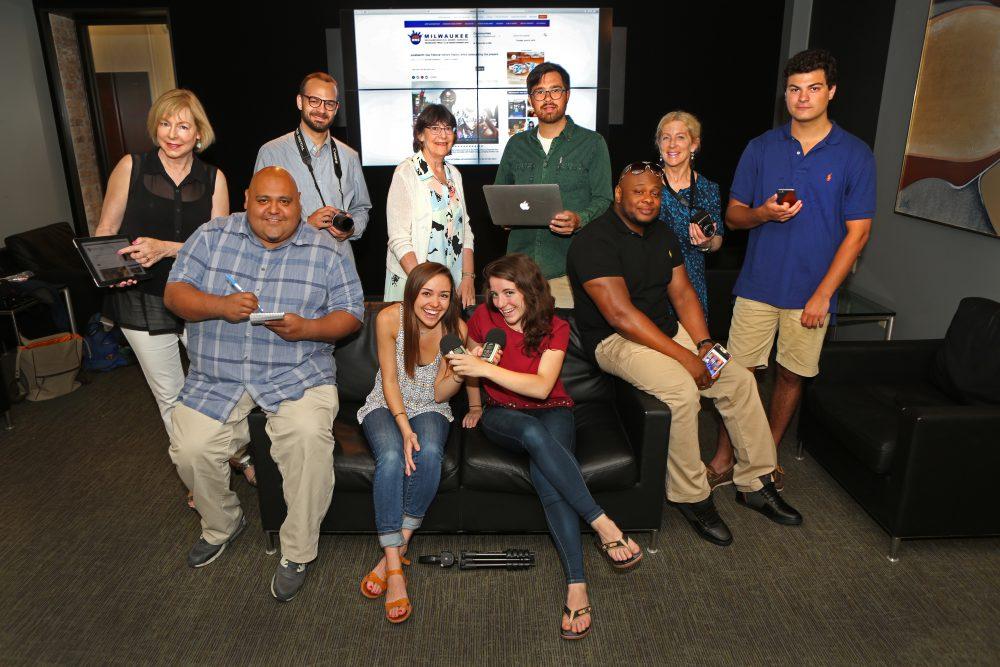 Milwaukee Neighborhood News Service Staff Photo