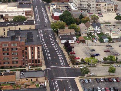 Bike Czar: City Streets Makeover Adds Bike Lanes