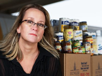 Wisconsin's Anti-Hunger Leader