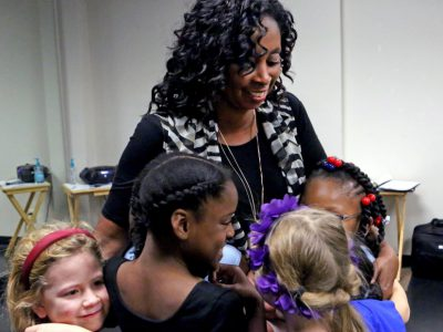 Former Dancer Brings Culture To Kids