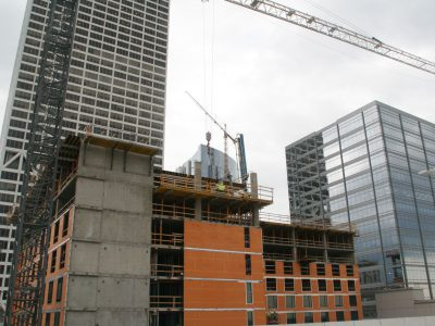 Friday Photos: The Westin Tops Off