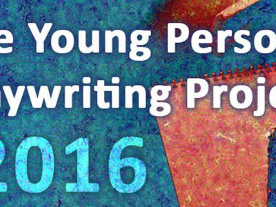 Village Playhouse Presents the Young Person's Playwriting Project 2016