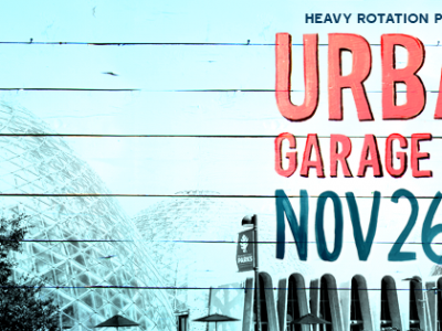 Artists, Makers Present 'Urban Garage Sale' at The Domes, Nov. 26, 27