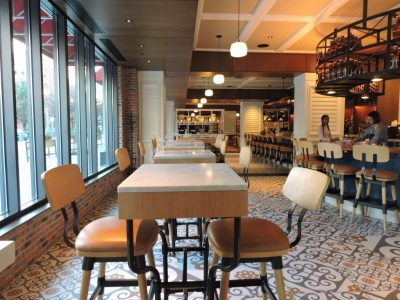 Dining: Not Your Typical Hotel Restaurant