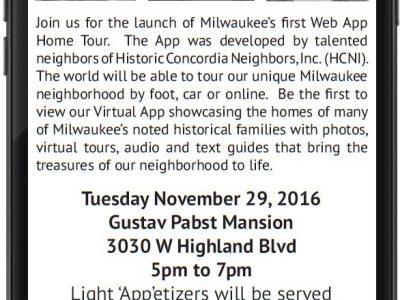 Historic Concordia Neighbors launch Virtual Home Tour Web App