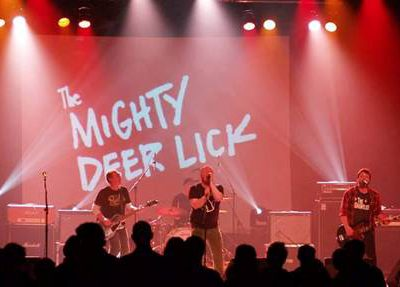 WMSE's Local/Live Presents The Mighty Reindeerlick