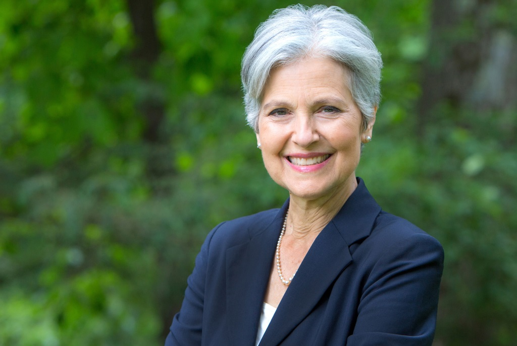 Jill Stein. Photo courtesy of Jill Stein for President.