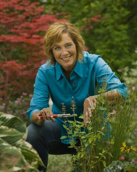 Melinda Myers. Photo courtesy of MOWA.
