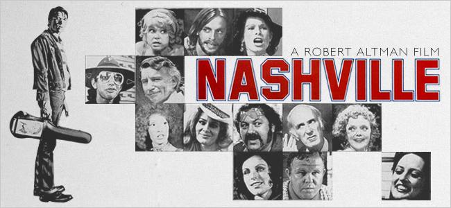 Robert Altman's Nashville.