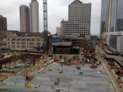 Friday Photos: Northwestern Mutual's Second Downtown Tower