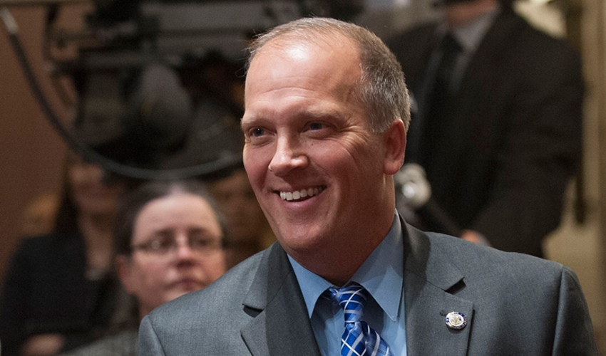 Attorney General Brad Schimel Puts the 'AG' in Swag
