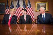 Donald Trump, Paul Ryan and Mike Pence. Photo from the Office of the Speaker of the House.